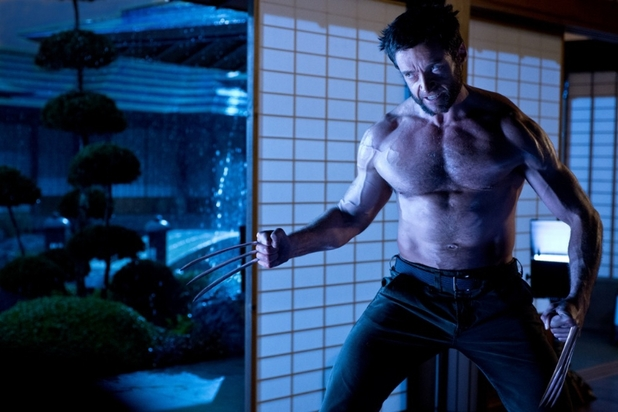 Hugh Jackman in 'The Wolverine'