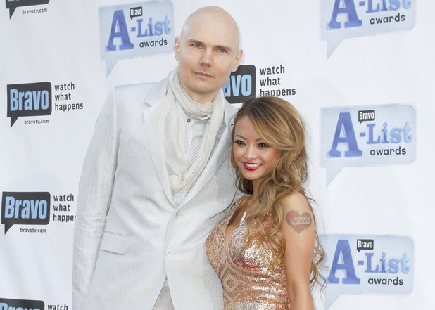 Billy Corgan and Tila Tequila Bravo's Second Annual 'The A-List Awards' held at the Orpheum Theatre