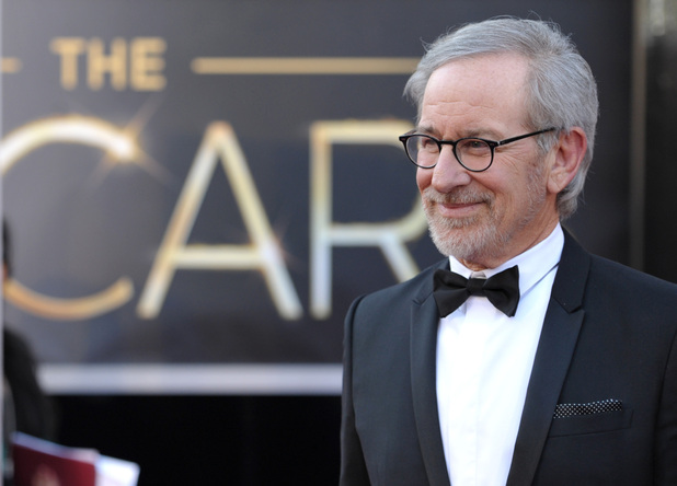 Oscars 2013: 85th Academy Awards red carpet arrivals - Steven Spielberg