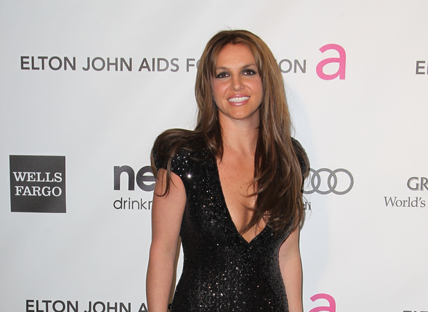 21st Annual Elton John AIDS Foundation's Oscar Viewing Party Featuring: Britney Spears