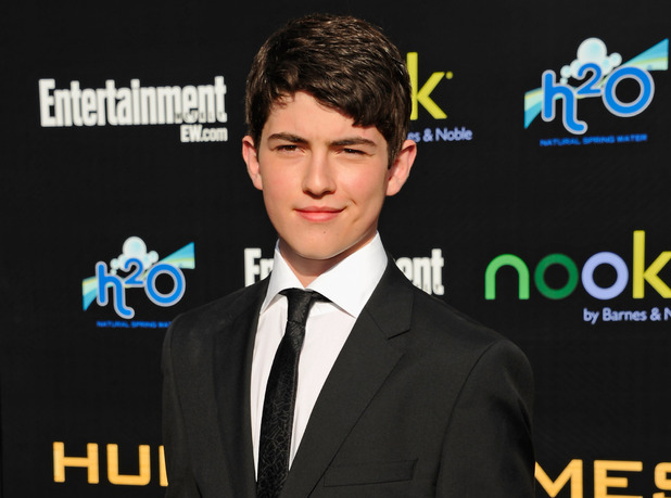 'Hunger Games' actor Ian Nelson