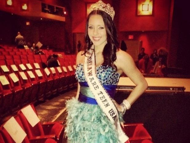 Melissa King, Miss Teen Delaware USA, sex tape scandal