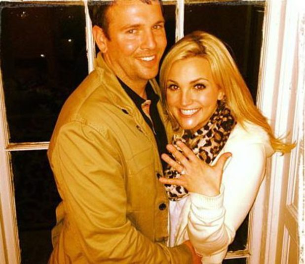 Jamie Lynn Spears engagement announcement.