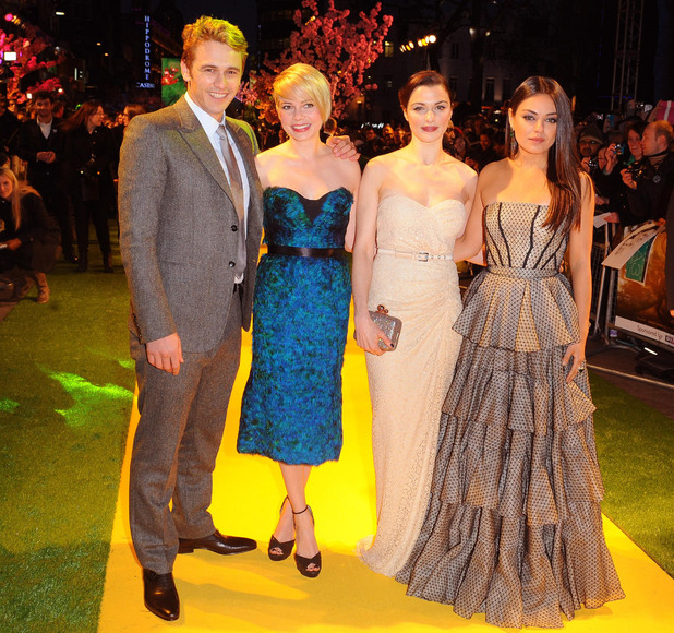Oz: The Great And Powerful - UK Premiere