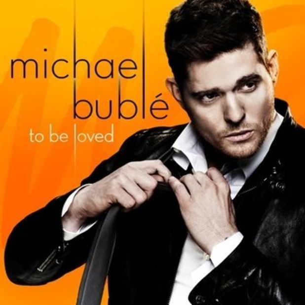 Michael Buble - To Be Loved album artwork.
