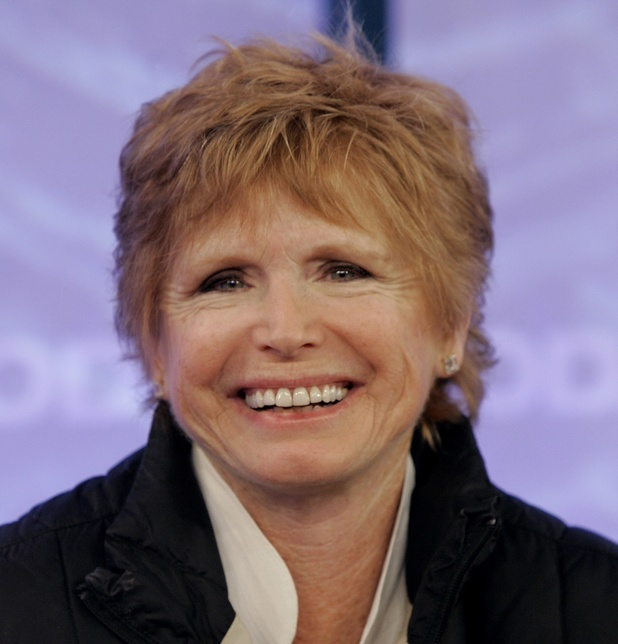 "Bonnie Franklin, of the 1970's sitcom ""One Day at a Time, "" appears on the the NBC ""Today"" television program in New York, when the cast was reunited Tuesday Feb. 26, 2008."