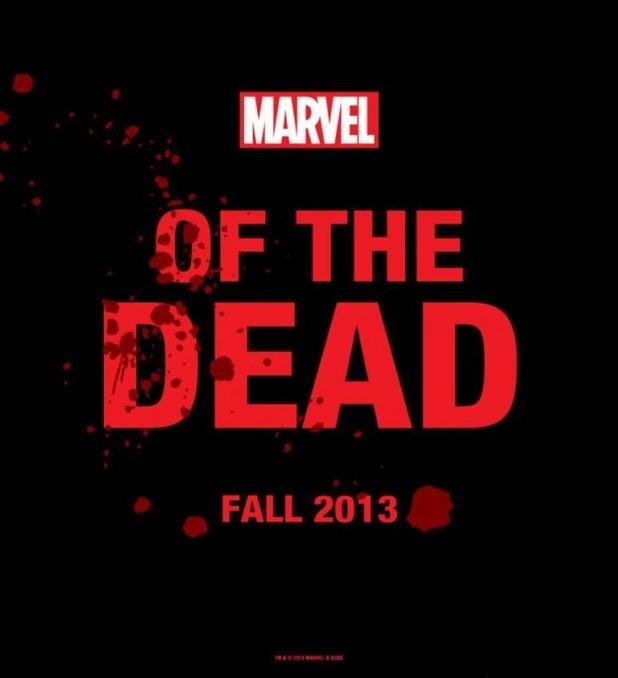 Marvel's 'Of the Dead' teaser poster