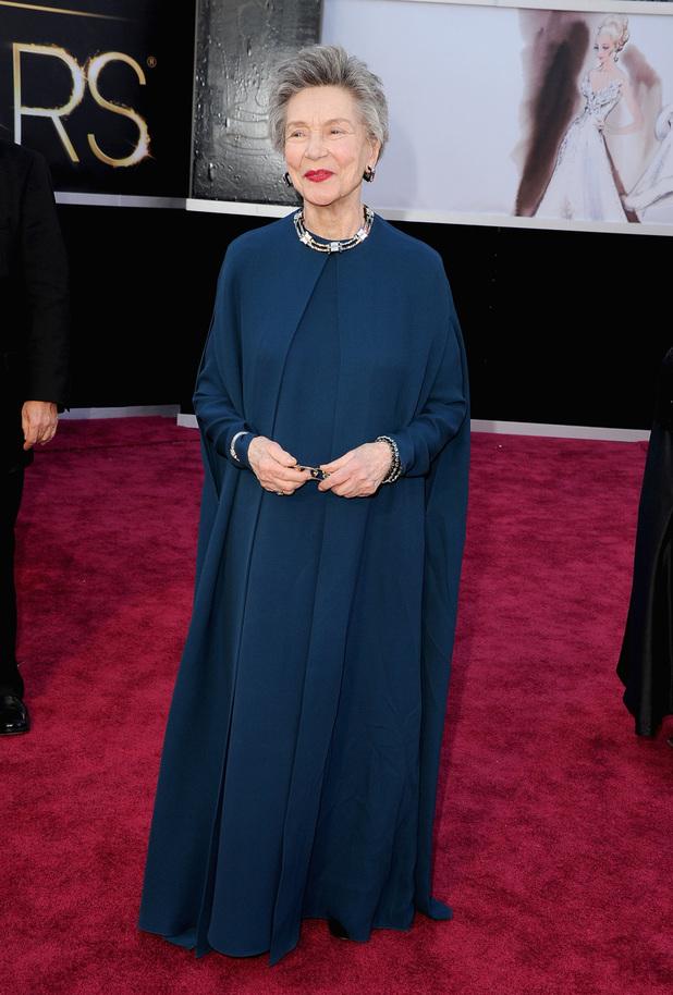 Emmanuelle Riva, Oscars 2013