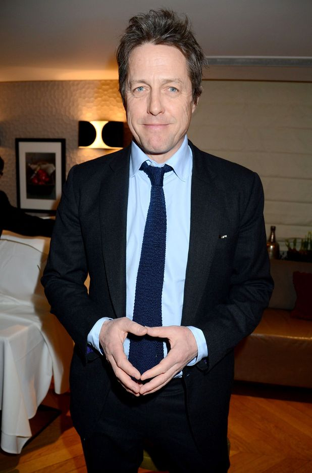 Hugh Grant, Mane Chance Sanctuary, Dinner and Auction, Koffmann's at The Berkeley