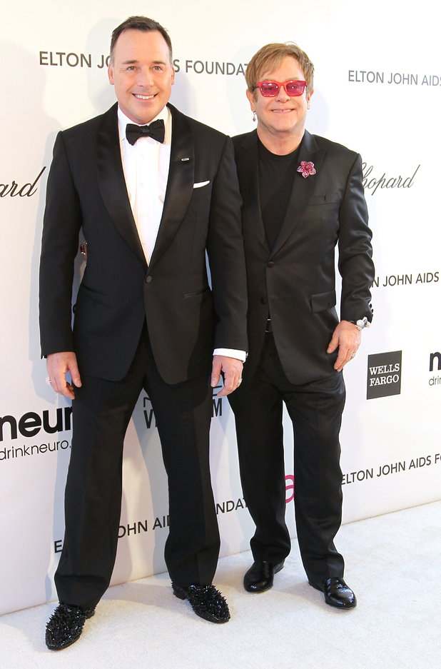 Sir Elton John,David Furnish