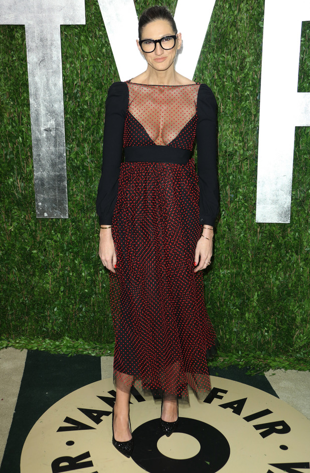 Jenna Lyons, Vanity Fair Oscar party