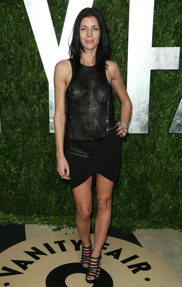 Liberty Ross, 2013 Vanity Fair Oscar party