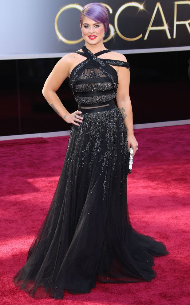 Kelly Osbourne, 85th Annual Academy Awards Oscars, Arrivals, Los Angeles, America - 24 Feb 2013