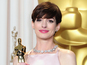 Oscars: Hathaway wins Supporting Actress