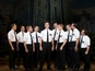 Book of Mormon wins big at Oliviers - video