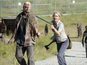 Walking Dead obstacle course for tour