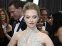 Amanda Seyfried says her bust size shrunk as she got older.