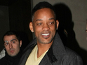 Will Smith in good spirits as he leaves Nobu Berkley restaurant