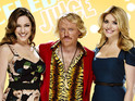 The Celebrity Juice host mocks the Kelly Brook, Katie Price spat.