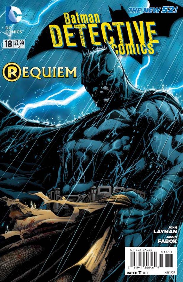 Detective Comics #18 cover