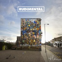 Rudimental 'Home' artwork