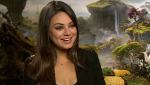 Mila Kunis, Sam Raimi, Rachel Weisz interview - Oz The Great and Powerful