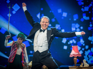 Antony Cotton on Let&#39;s Dance For Comic Relief