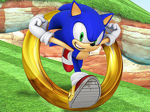 Sonic Dash for iOS devices