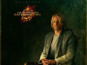 Woody Harrelson in 'Catching Fire'