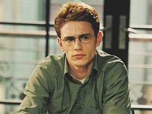 James Franco in 'Spider-man 2'