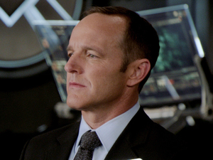 Clark Gregg as Agent Coulson in 'The Avengers'