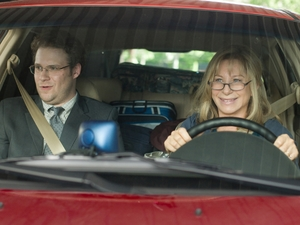 The Guilt Trip, Seth Rogen, Barbra Streisand