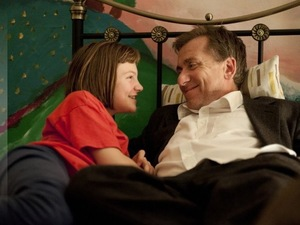 Eloise Laurence and Tim Roth in &#39;Broken&#39; (2013)