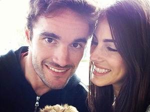 Thom Evans Jessica Lowndes