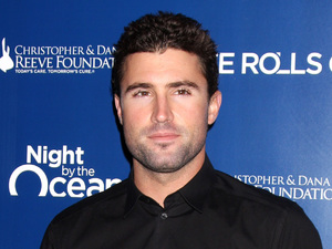 Brody Jenner criticises the media focus on Kim Kardashian's pregnancy weight.