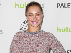 Hayden Panettiere attends PaleyFest 2013 in which 'Nashville' was honoured.