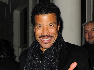 Lionel Richie leaves The Arts Club in London.