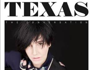 Texas 'The Conversation' album artwork.