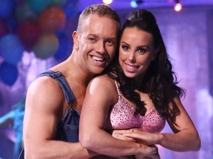 Beth Tweddle and Daniel Whiston on Dancing On Ice final on 10 March 2013