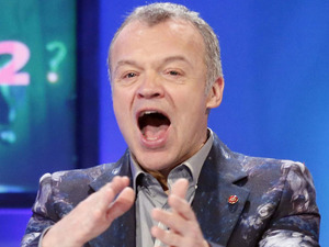Graham Norton on Comic Relief's Big Chat