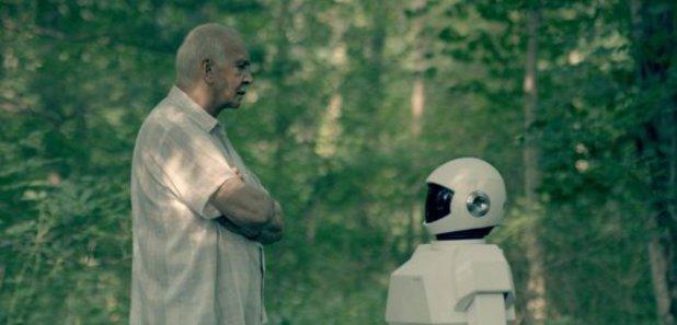 Frank Langella in 'Robot & Frank' (2012)
