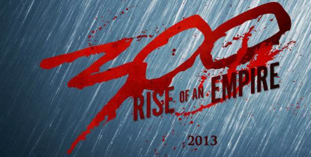 '300: Rise of an Empire' logo