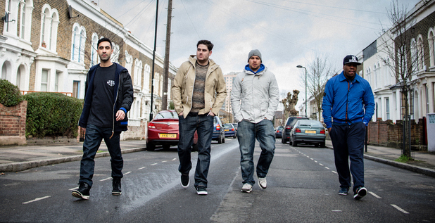 Rudimental press shot 2013