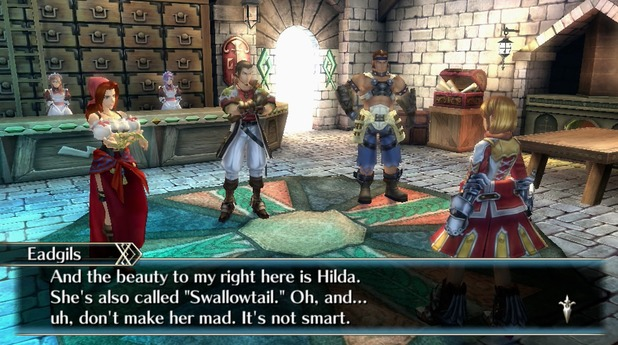 Images for Vita RPG Ragnarok Odyssey