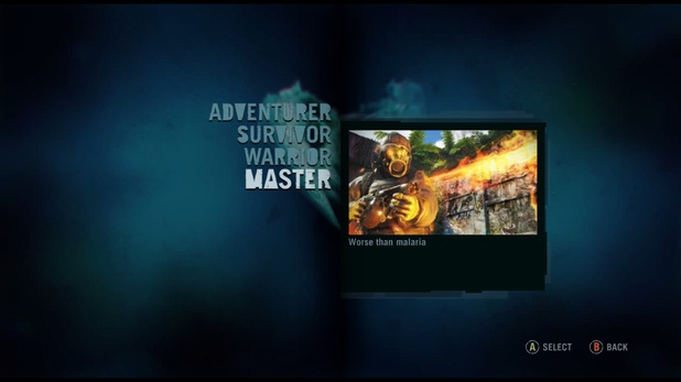 Far Cry 3 - Master Difficulty patch screenshots