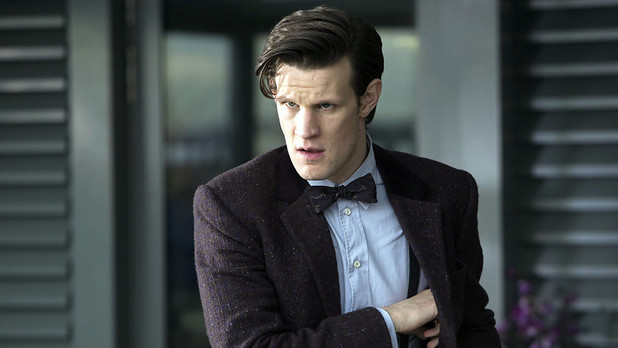 Matt Smith returns as The Doctor