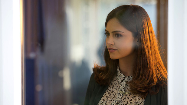 Doctor Who Series 7 sneak peek: Jenna-Louise Coleman as Clara Oswald