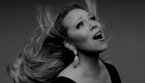 Mariah Carey in 'Almost Home' video