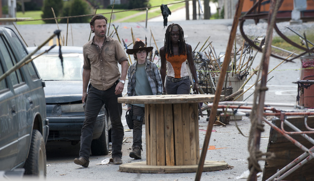 The Walking Dead S03E12: &#39;Clear&#39;