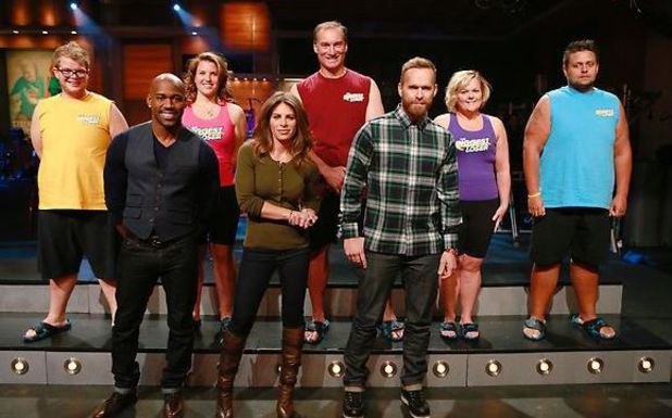 The Biggest Loser S14E10: 'Make A Difference'